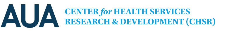 Center for Health Services Research and Development (CHSR)